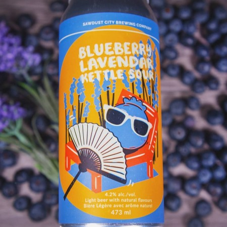 Sawdust City Brewing Releases Salted Mango and Blueberry Lavender Kettle Sours
