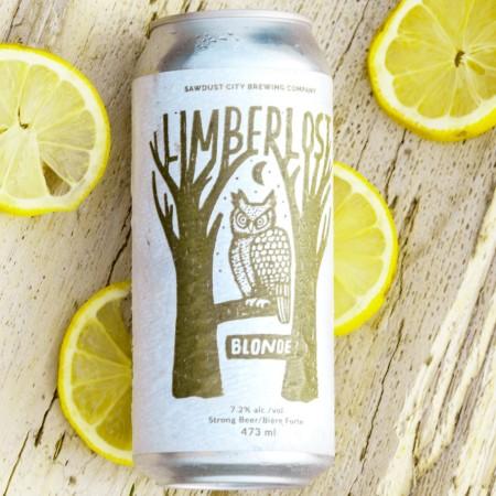 Sawdust City Brewing Releases Limberlost Blonde & Bruin Wild Ales