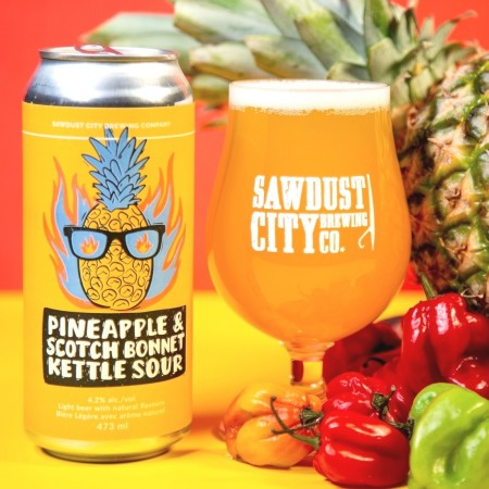 Sawdust City Brewing Releasing Funkfest 2021 Sour Ale Series