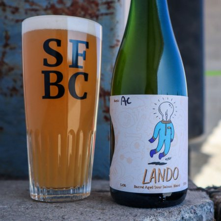 Short Finger Brewing Celebrating Anniversary with Lando Day 2021