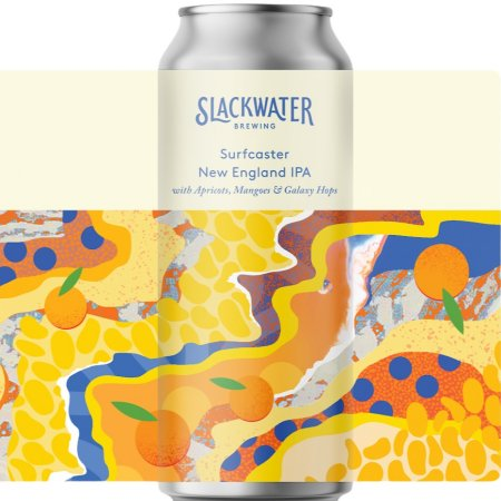 Slackwater Brewing Releasing Surfcaster IPA
