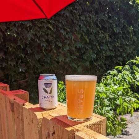 Spark Beer Releases Queen Bee American Wheat Ale