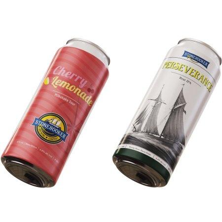 Stonehooker Brewing Releases Cherry Lemonade Milkshake Sour and Perseverance Brut IPA