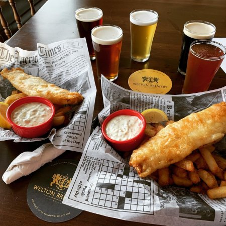 Welton Brewery Opens The Welton Arms Craft Beer & Restaurant in Downtown Kelowna