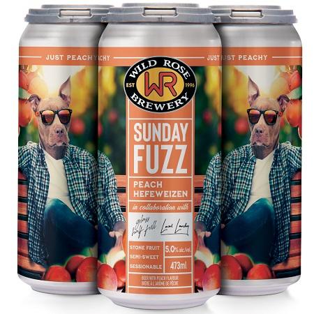Wild Rose Brewery and Josh Morrissey of Winnipeg Jets Releasing Sunday Fuzz for Mental Health Awareness