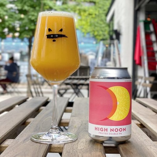 Bandit Brewery Releases High Noon Double IPA with Mango & Grapefruit
