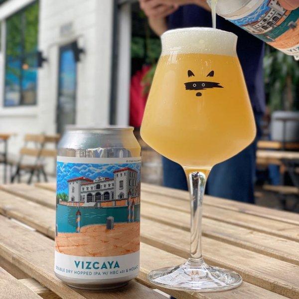 Bandit Brewery Releases Vizcaya DDH IPA