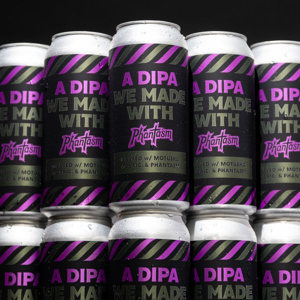 Bellwoods Brewery Releases A DIPA We Made With Phantasm