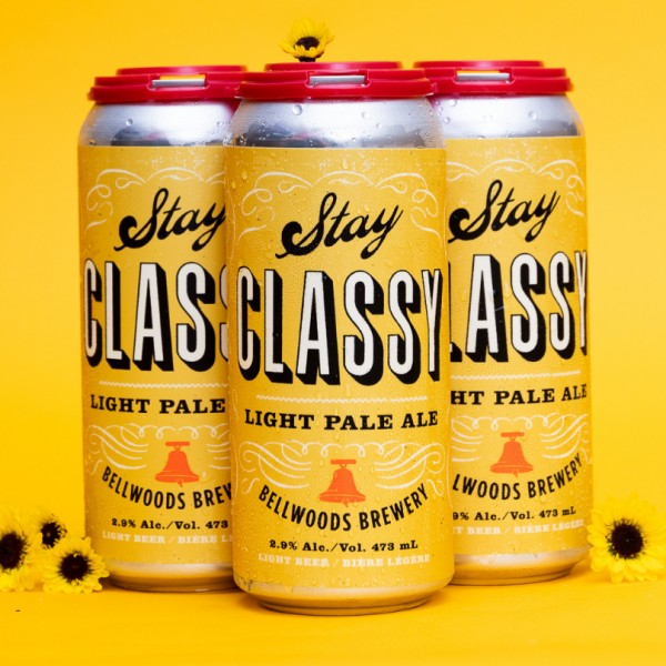 Bellwoods Brewery Brings Back Stay Classy Light Pale Ale