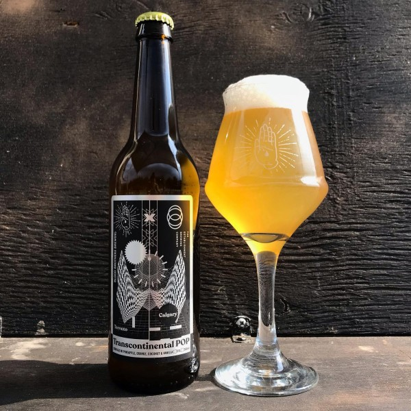 Blood Brothers Brewing and The Establishment Brewing Company Release Transcontinental Pop Sour Ale
