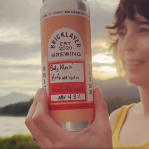 Bricklayer Brewing Releases Body Movin' Hefeweizen