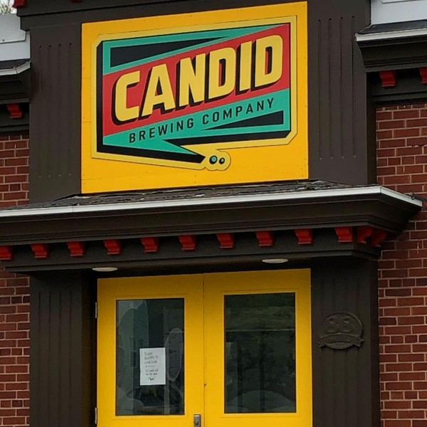 Candid Brewing Now Open in Antigonish, Nova Scotia