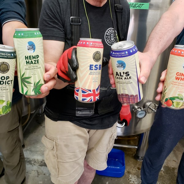 C'est What Durham Brewing Launches Online Sales & Opens Brewery Patio