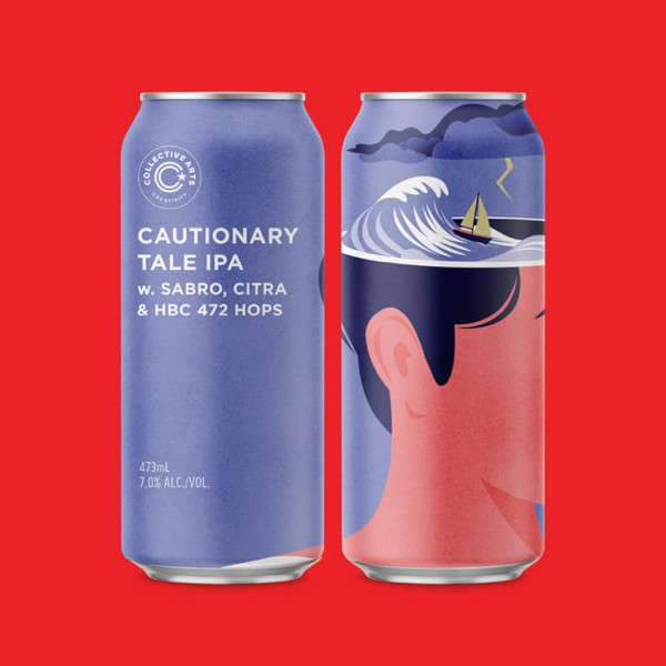 Collective Arts Brewing Brings Back Cautionary Tale IPA