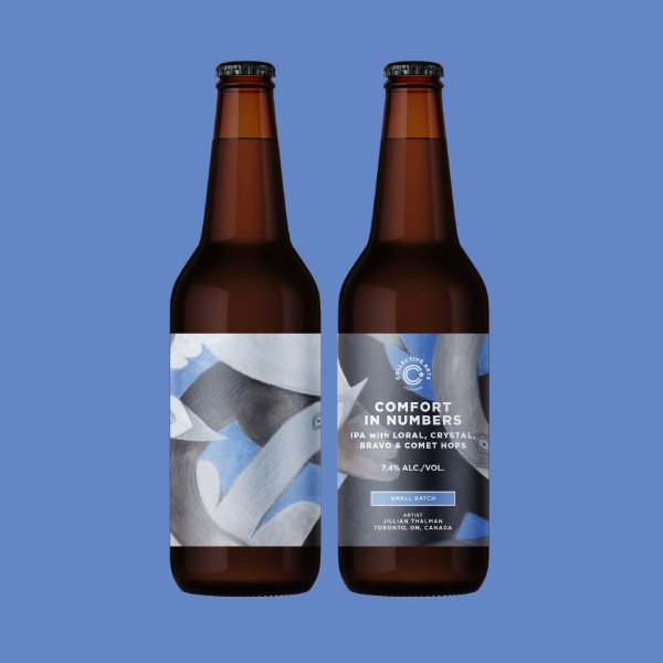 Collective Arts Brewing Releases Comfort In Numbers IPA