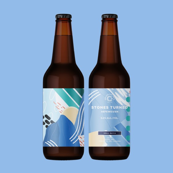 Collective Arts Brewing Releases Stones Turned Hefeweizen