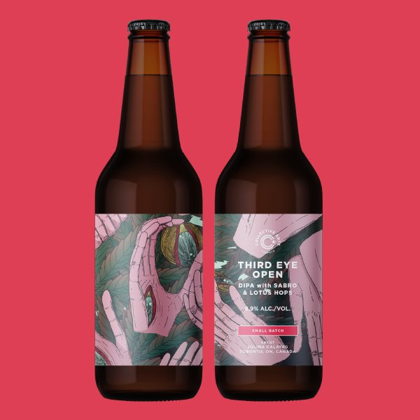 Collective Arts Brewing Releases Third Eye Open DIPA and Resonance Porter