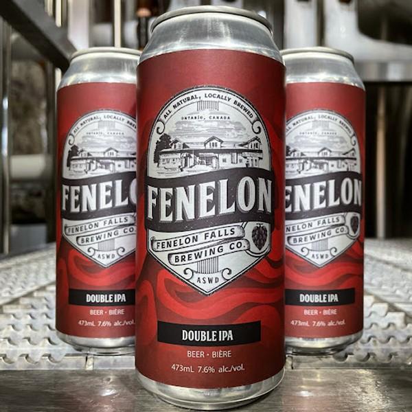 Fenelon Falls Brewing Releases Double IPA