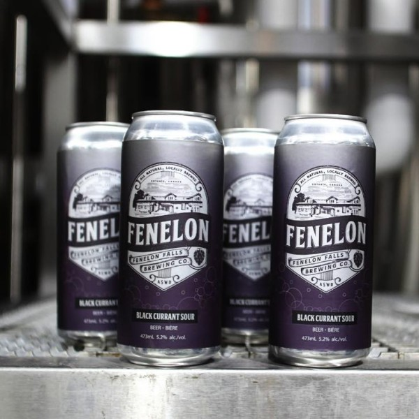 Fenelon Falls Brewing Releases Dry-Hopped Black Currant Sour
