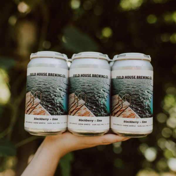 Field House Brewing Releasing Two New Flavours of Beer Spritz