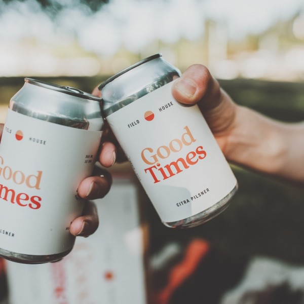 Field House Brewing Brings Back Good Times Citra Pilsner