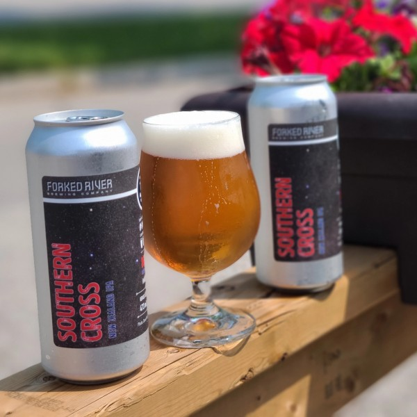 Forked River Brewing Releases Southern Cross New Zealand IPA