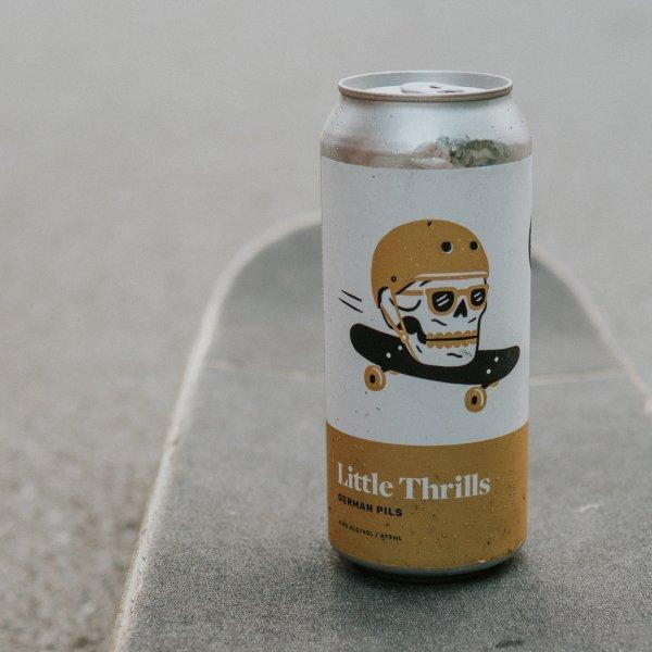 Grain & Grit Beer Co. Releases Little Thrills German Pils