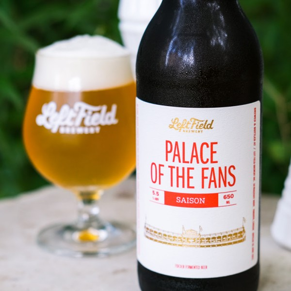 Left Field Brewery Releases Palace of the Fans Saison