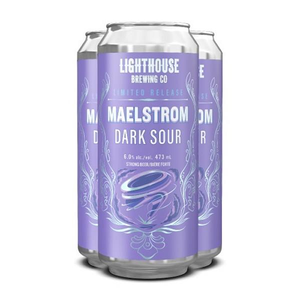 Lighthouse Brewing Releasing Maelstrom Dark Sour