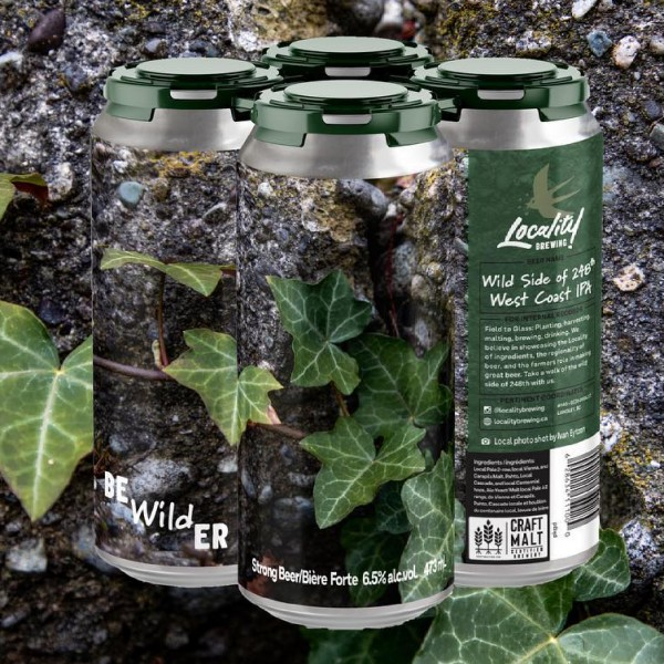 Locality Brewing Releases Wild Side of 248th West Coast IPA