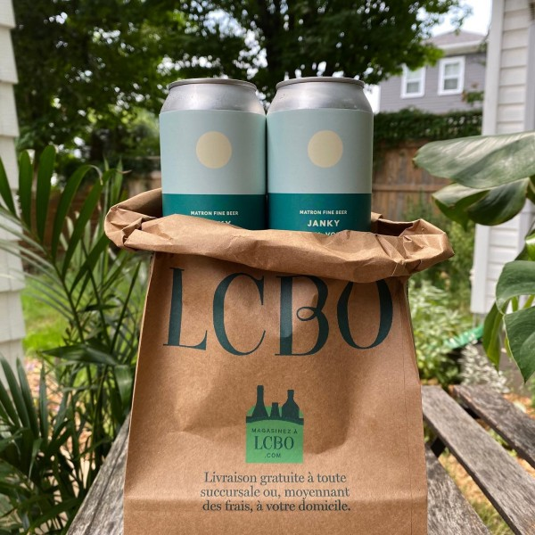 Matron Fine Beer Janky IPA Now Available at LCBO