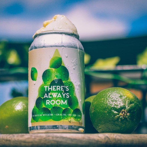 MERIT Brewing Releases There's Always Room Key Lime Sour