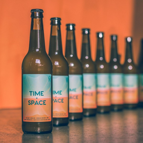 MERIT Brewing Releases Time + Space IPA