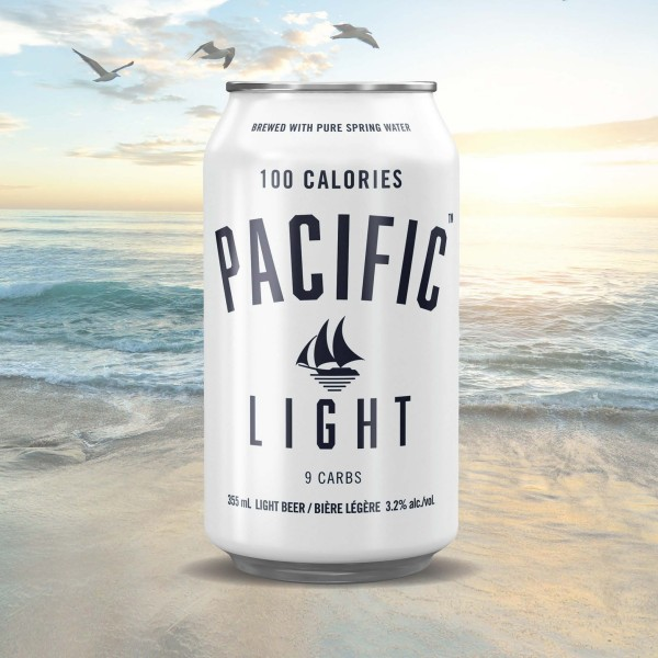 Pacific Western Brewing Releases Pacific Light