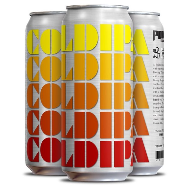 Powell Brewery and Luppolo Brewing Release Cold IPA