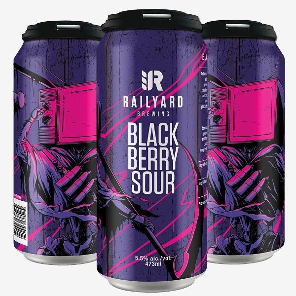 Railyard Brewing Bringing Back Blackberry Sour