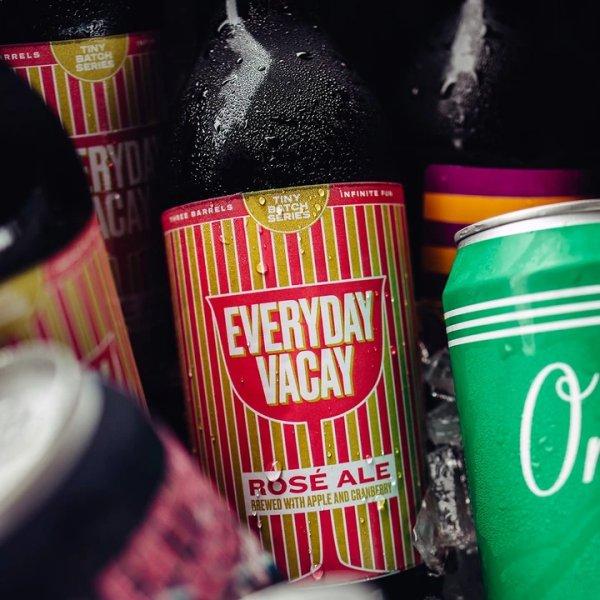 Refined Fool Brewing Releases Everyday Vacay Rosé Ale