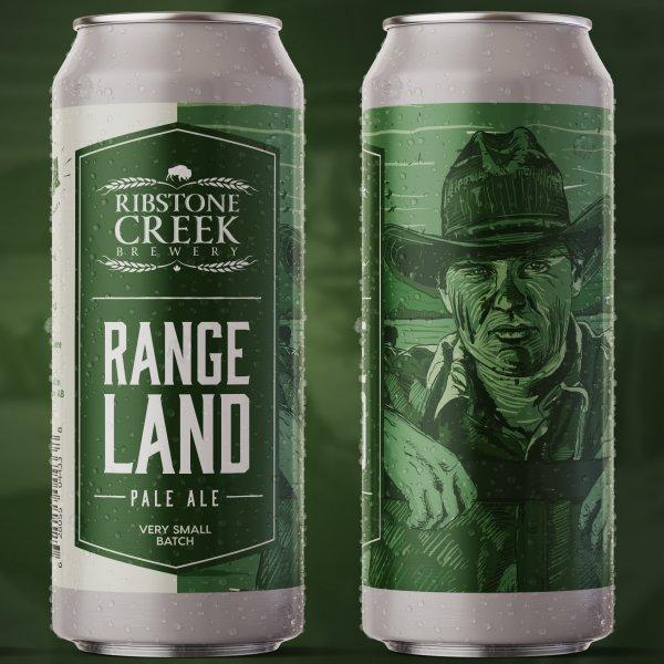 Ribstone Creek Brewery Brings Back Rangeland Pale Ale