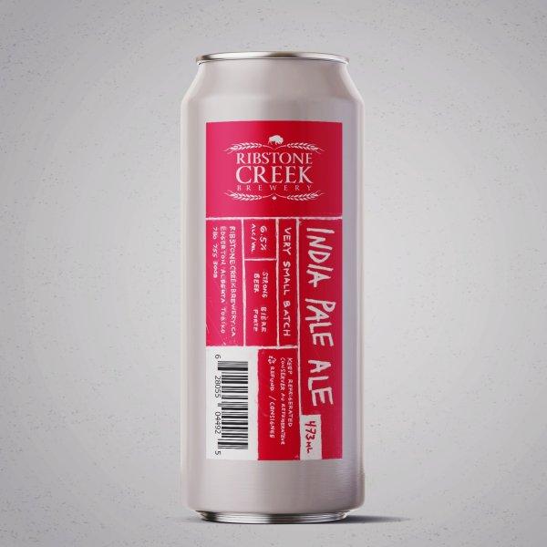 Ribstone Creek Brewery Releasing Very Small Batch IPA