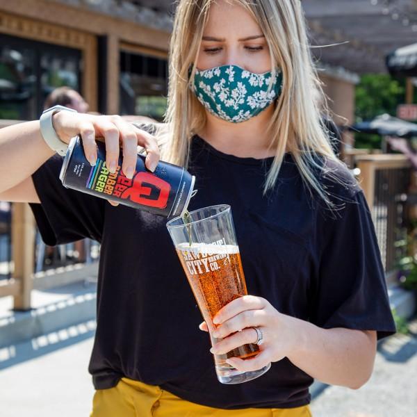 Sawdust City Brewing Brings Back Q-Beer Amber Lager for Muskoka Pride