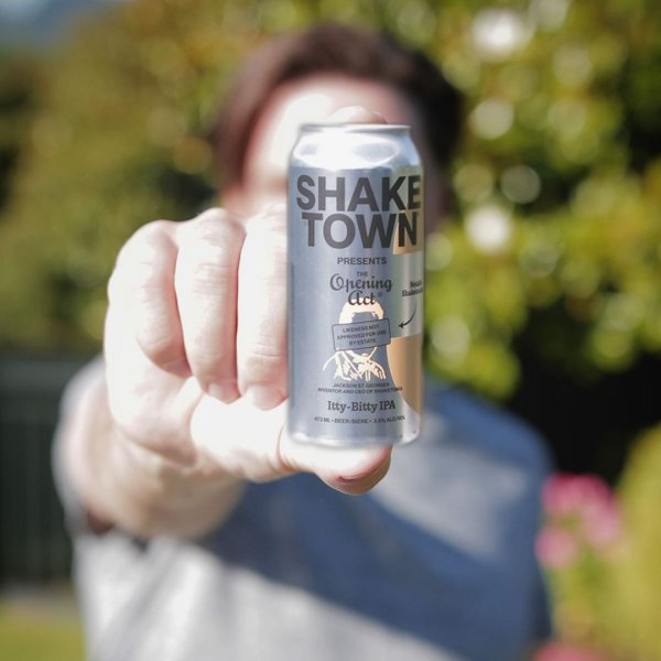 Shaketown Brewing Opening Act Series Continues with Itty-Bitty IPA