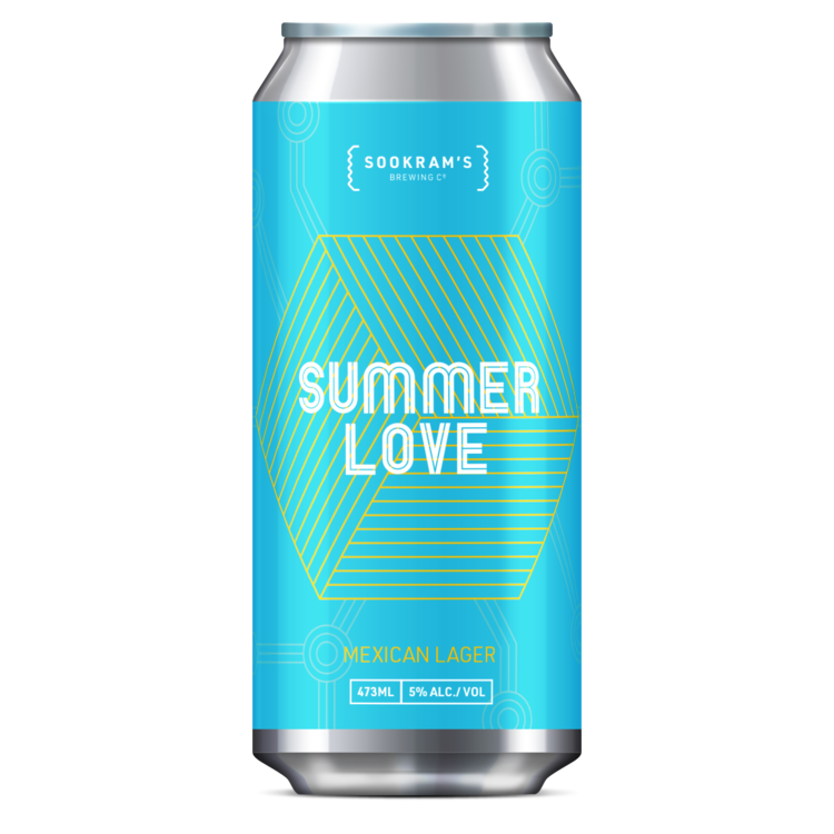 Sookram's Brewing Releases Summer Love Mexican Lager