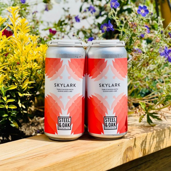 Steel & Oak Brewing Releases Skylark Table Saison and Parklet Pale Ale