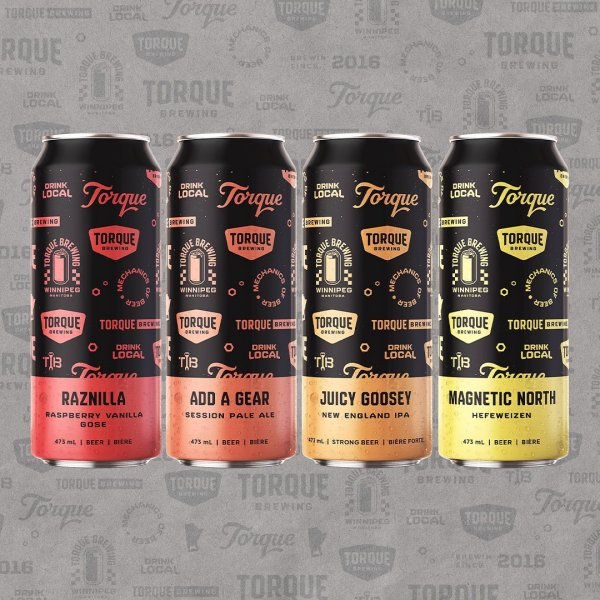 Torque Brewing Releases Summer Mixer Pack