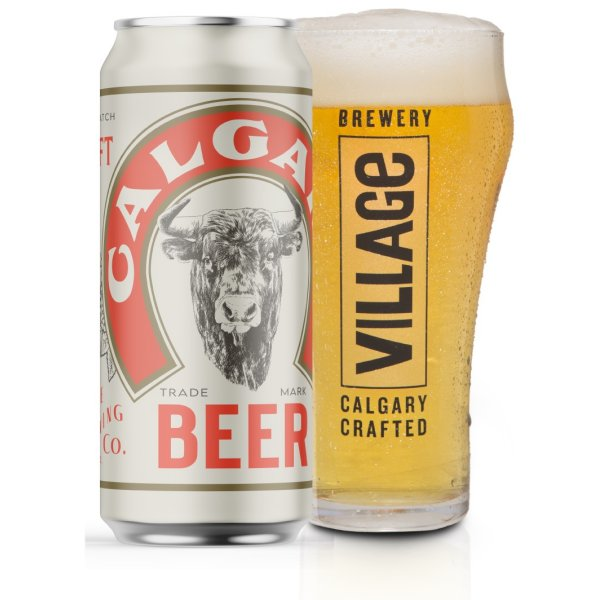 Village Brewery Releases Calgary Beer Craft Lager