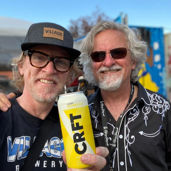 Village Brewery Relaunches Village Local Non-Alcoholic Beer Line as CR*FT