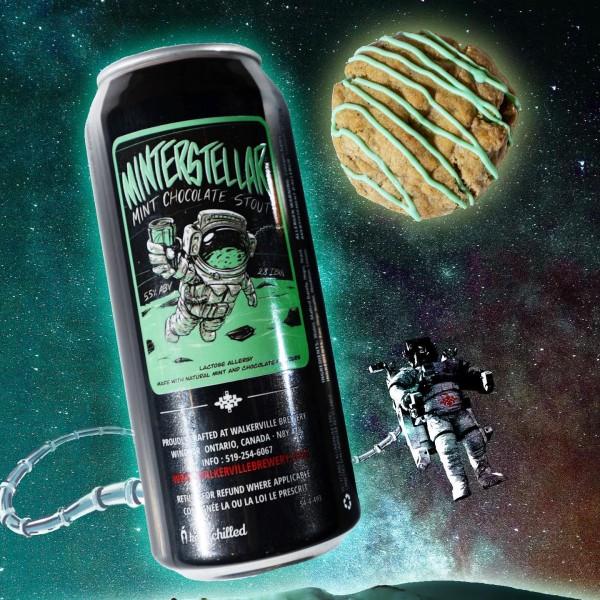 Walkerville Brewery Releases Minterstellar Mint Chocolate Stout