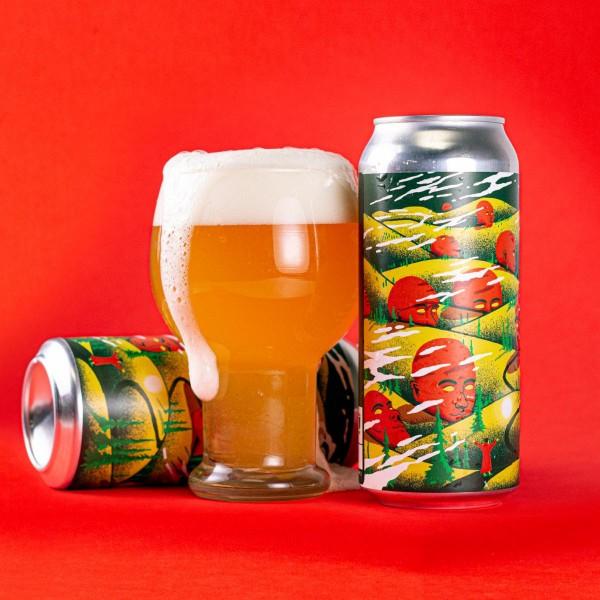 Wellington Brewery Faces Double IPA Series Continues with El Dorado & Azacca Edition