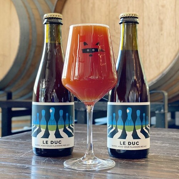 Bandit Brewery Releases Le Duc Barrel-Aged Flanders Sour Red Ale