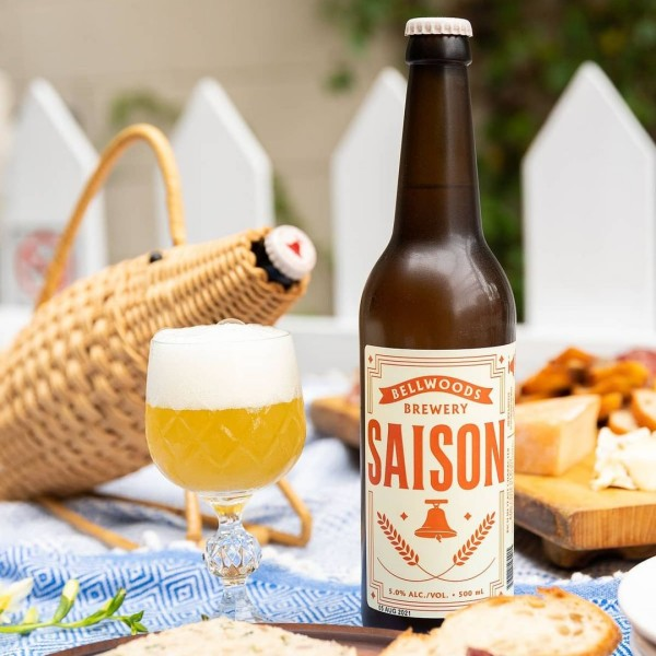 Bellwoods Brewery Releases A Sour IPA and Saison